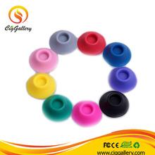 China Ciggallery wholesale silicon ecig mod holder ego e cig stand vaporizer pen holder ecig holder vape tray