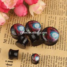 Bulk flare plugs, ear stretchers body piercing jewelry fashion style