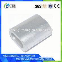 Aluminum Fiber Rope Oval Sleeve