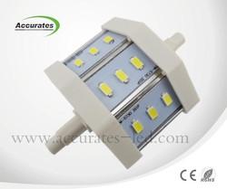 2014 hot sale Aluminium 5W R7S LED blub glass brick