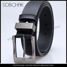 Top classic Classical Genuine leather Men's waist Python Snake Skin Belt