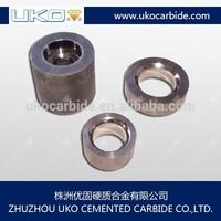 Tungsten carbide precision tool for gas orifices valve