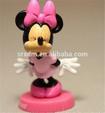 custom plastic figurine, anime plastic figure ,high quality plastic figure