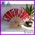 personalizado personalizado chinês ventilador folk art fotos