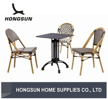 DT203 leisure outdoor rattan coffee chair and table