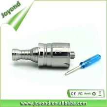 Top quality rebuildable rba white taurus atomizer for sale white taurus atomizers