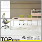 2014 Promotion Modern Steel Legs Office Executive Conference Table Specifications