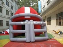 cheap inflatable football helmet