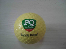 hot selling promotional gift PU stress golf ball/high quality foam stress golf ball/PU toy golf ball
