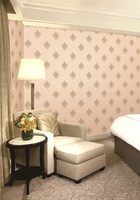 European pvc wallpaper for bedroom