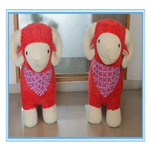 Lovely plush toys sheep, mini sheep plush toys for sale