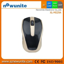 Computer accessory high quality 3D usb optical wired mouse