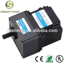 gs de alta calidad 40w 80mm de alto voltaje de corriente continua sin escobillas diesel motor fuera de borda