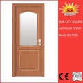 Economic hot sale public toilet door PVC SC-P003
