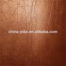 Furniture 0.8mm Nice grain PVC leather