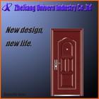 theater door/steel security door/metal iron door