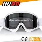 White frame good quality sports eyewear new model helmet motorcycle goggle