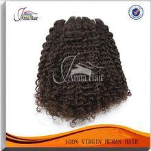 Wholesale cheap aliexpress professional lovely big curl weft brazilian hair