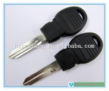 for Chrysler Transponder key shell without chip on the promotion For chrysler key case