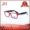 italiano wayfarer lector de acetato de gafas de venta superior marco óptico
