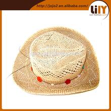 venta al por mayor de la mujer de paja sombrero de paja sombrero para el sol top barato sombrero sombrero de paja