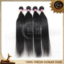 High quality cheap price remy peruvian straight hair