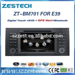 ZESTECH Bluetooth GPS 3G DVD RADIO combination Car radio GPS for BMW 5 SERIES E39