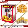 Máquina de pipoca doce / caramelo pipoca máquina / pipoca que faz a máquina