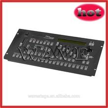 WLK-2000 2000 pilot dmx 512 controler console superpro 512 stage lighting dmx controller system