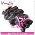 Fresh hair full cuticle 6A Virgin Remy doll hair