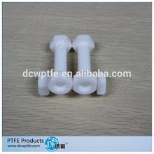 Teflon bolts custom screws and nuts plastic strap fastener