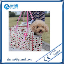Luxury wholesale pet carrier for dog