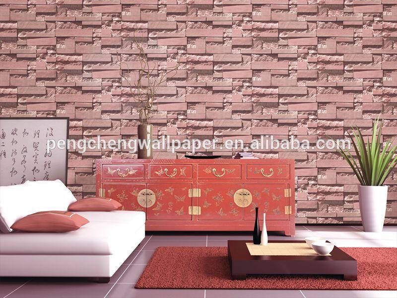 20170417&134137_Behang Voor Badkamer ~ kunststof pvc behang behang voor badkamer Wallpapers wand coating