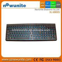 Newest hot model laptop standard programmable keyboard