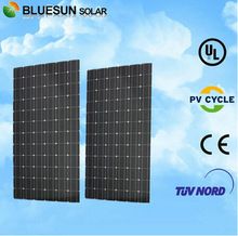 Bluesun top quality monocrystalline panel solar 300w 12v