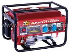 HONDA GX160 2kW Recoil IP23 Gasoline Generator AD5000E