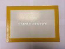 Wholesale Reusable FDA Grade Grill fiberglass mat /silicon mat /silicon baking mat