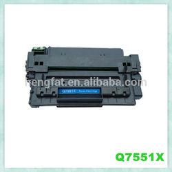 Toner cartridge for hp 7551x from TOP3 toner cartridge manufacturer in Zhongshan City.
