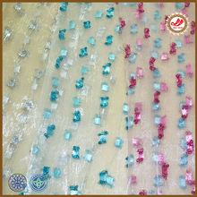 Shiny yarn diamonds jacquard spread on curtain jacquard curtain fabric designs