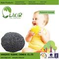 أفضل الأسمدة العضوية بوتاسيوم/ حمض الدبالية عالية 55-70%/ 100% للذوبان في الماء/ مسحوق أسود، الكريستال، تقشر لامعة، luquid