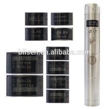 electronic smoking vapor cigarette vamo v6 e cig mod china wholesale vaporizer pen