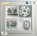 Aluminium coutume 5 axes cnc de précision d'usinage de pièces de rechange moteur, cnc de pièces d'automobiles, tournage cnc service