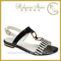 ladies flat sandal chappal