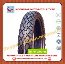 good quality scooter tyre 110/90-16 Tubeless