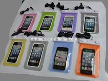China Manufactured Wholesale Mobile Phone Waterproof Case Custom