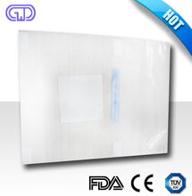 disposable eye/ophthalmic drapes wtih sterile pouch