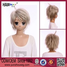 In stock china manufacturer wholesale cheap Final Fantasy Hope Estheim 100 kanekalon jumbo braid synthetic hair