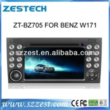 ZESTECH OEM car dvd player for Benz SLK W171 Compatible with DVD/VCD/CD/CD-R/MP3/MPEG4//WMA/JPEG