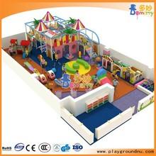 Child indoor soft playground Equipment