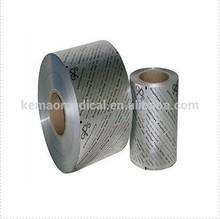 coated aluminum foil medicine capsules packaging